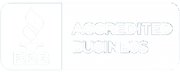BBB Logo White